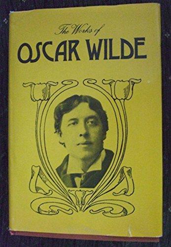 Works By Oscar Wilde