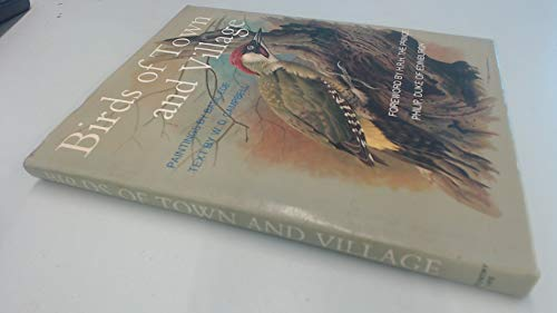 Birds of Town and Village By William Donald Campbell