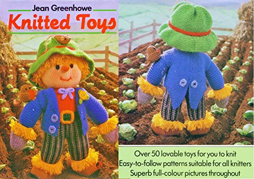 Knitted Toys By Jean Greenhowe