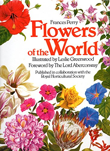 Flowers of the World By Frances Perry