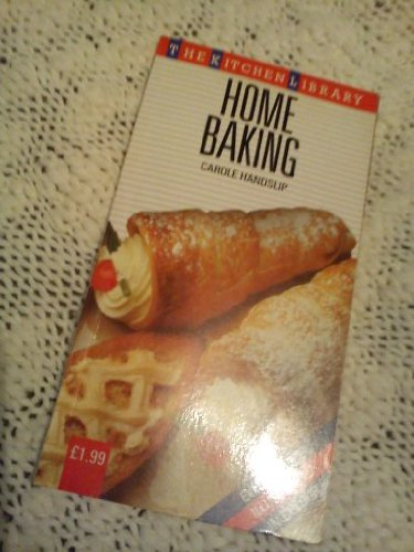 Home Baking By Carole Handslip