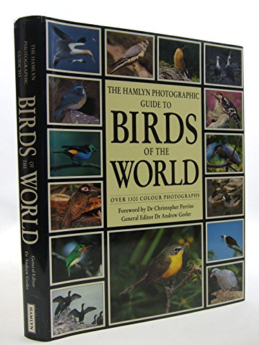 PHOTO GUIDE BIRDS OF WORLD
