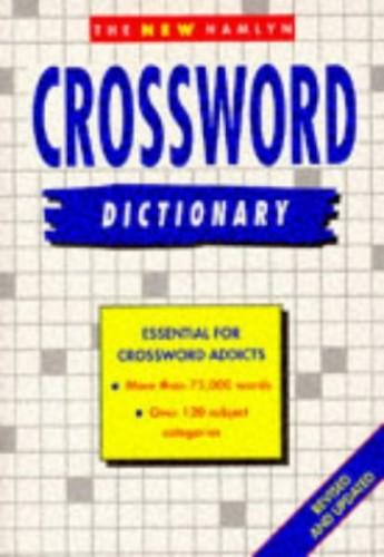 The New Hamlyn Crossword Dictionary By Edited by J.M. Bailie