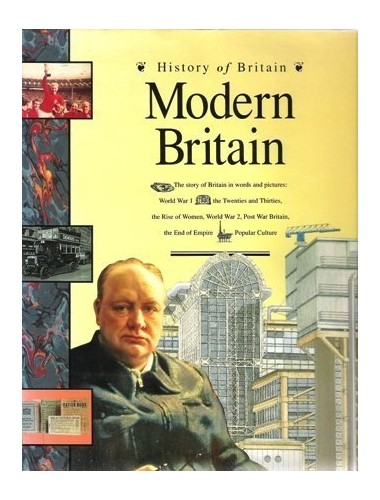 Modern Britain By Andrew Langley