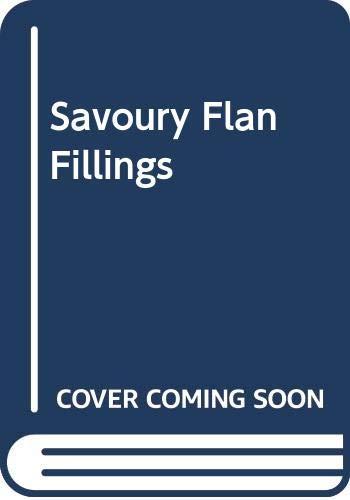 Savoury Flan Fillings