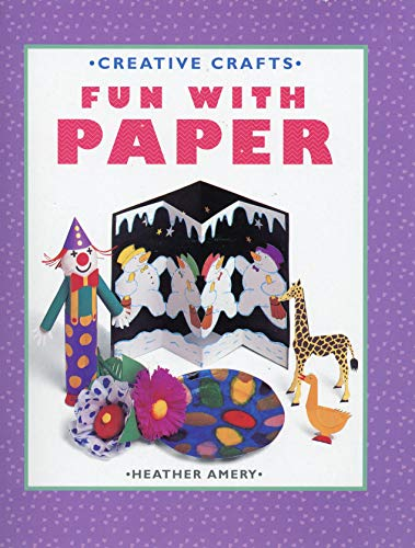 Fun with Paper By Moira Butterfield
