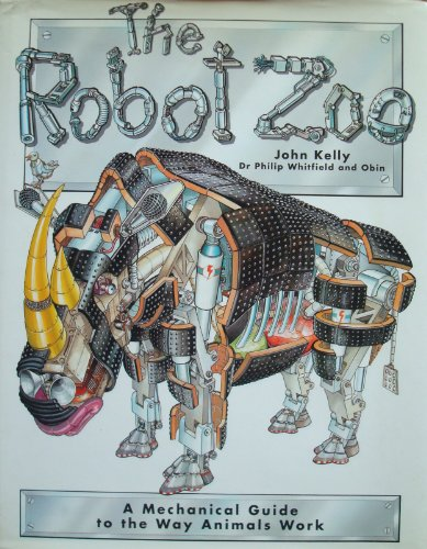 The Robot Zoo By Philip Whitfield