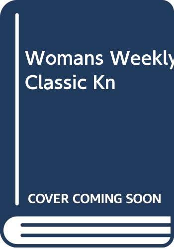Womans Weekly Classic Kn