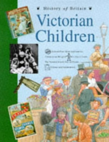 Victorian Children By Jane Shuter