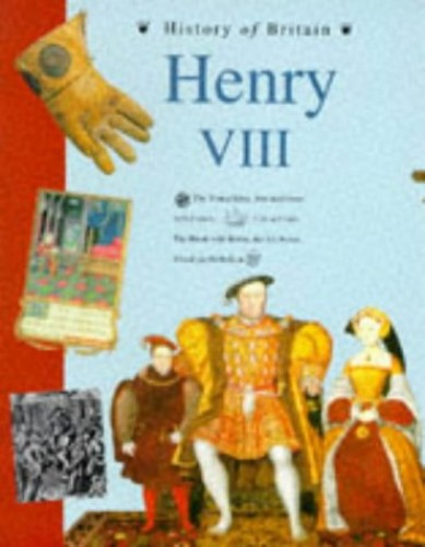Henry VIII By Andrew Langley