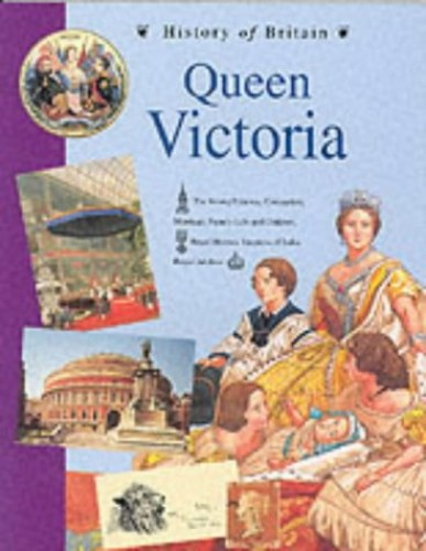Queen Victoria By Andrew Langley
