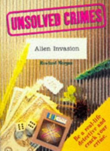 Alien Invasion By Rowland Morgan