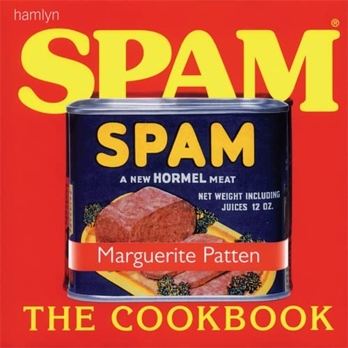Spam The Cookbook By Marguerite Patten, OBE