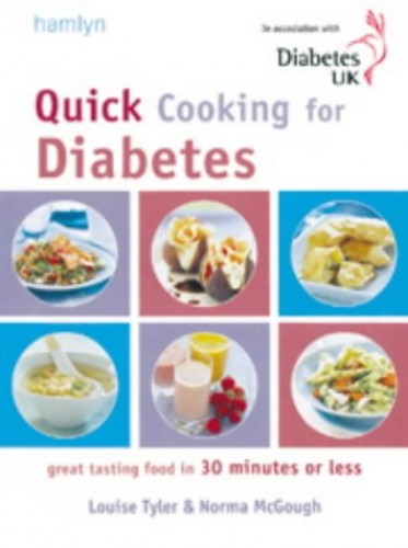 Quick Cooking for Diabetes by Louise Tyler