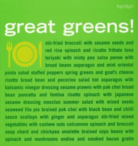 Great Greens! By Credited