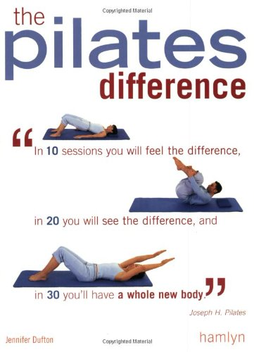 Pilates Difference By Jennifer Dufton