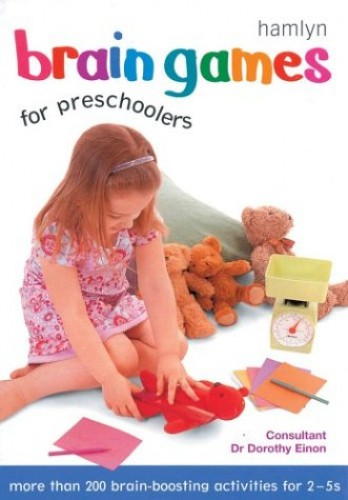 Brain Games for Pre-Schoolers By Jane Kemp