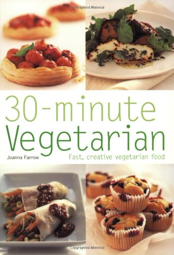 30 Minute Vegetarian (Pyramid PB) By Joanna Farrow