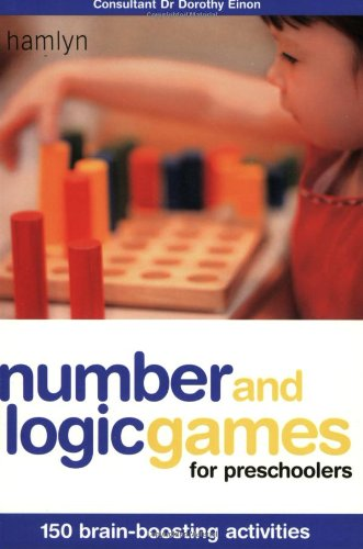 Number and Logic Games for Preschoolers By Jane Kemp