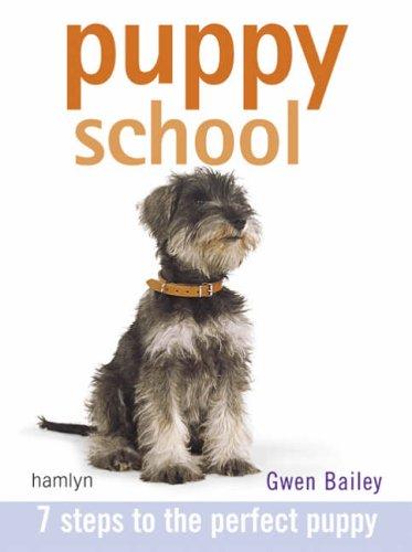 Puppy School By Gwen Bailey
