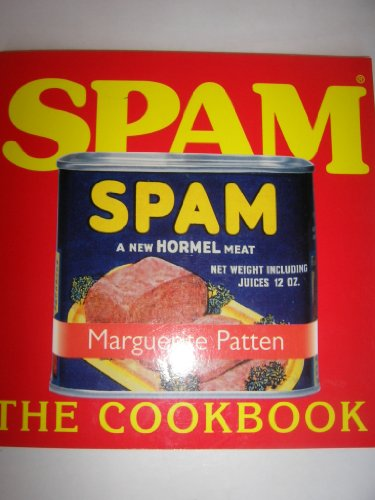 Spam. The Cookbook By Marguerite Patten