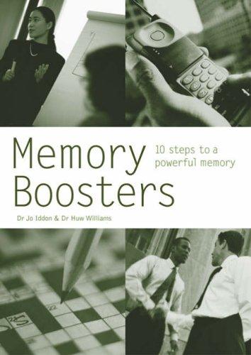 Memory Boosters (Pyramid PB) By Jo Iddon