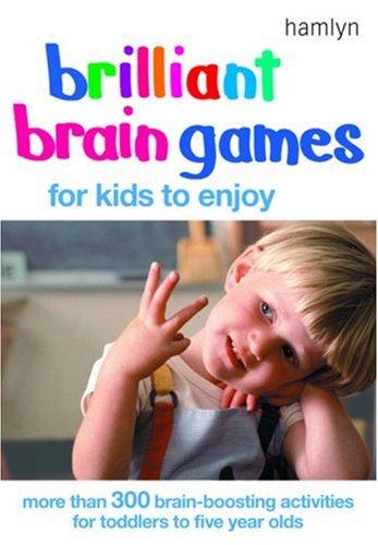 Brilliant Brain Games (Bind-Up) By Macmillan