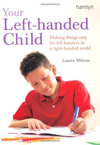 Your Left-handed Child By Lauren Milsom