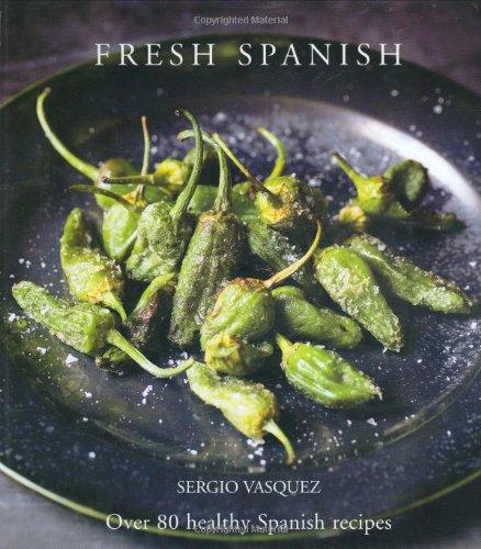Fresh Spanish By Sergio Vasquez
