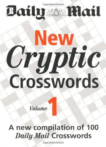 Daily Mail: New Cryptic Crosswords 1 By Daily Mail