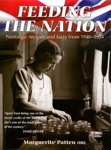 Feeding the Nation M S Hb Edition By Patten  Marguerite