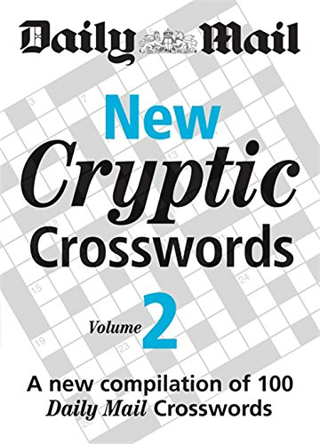 Daily Mail: New Cryptic Crosswords 3 By Daily Mail