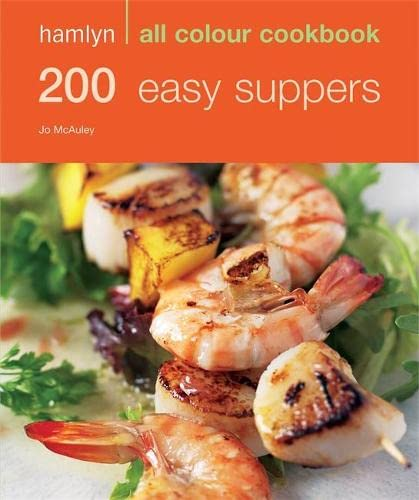 200 Easy Suppers by Jo McAuley