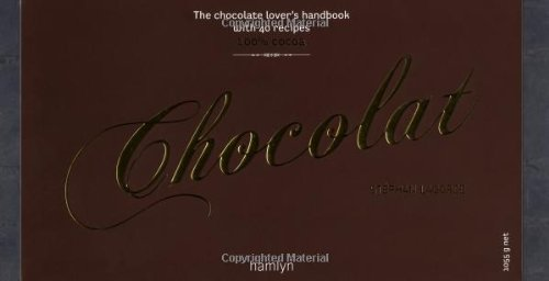 Chocolat By Stephan Lagorce