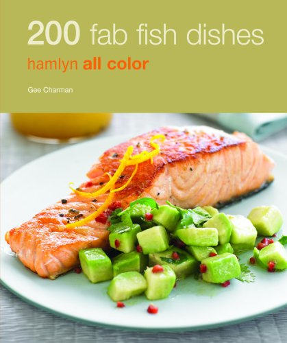 Hamlyn All Colour Cookery: 200 Fab Fish Dishes By Gee Charman
