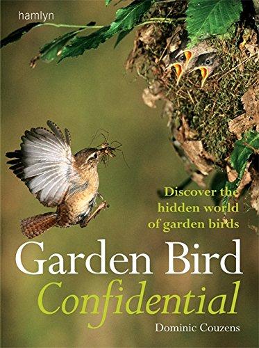 Garden Bird Confidential By Dominic Couzens
