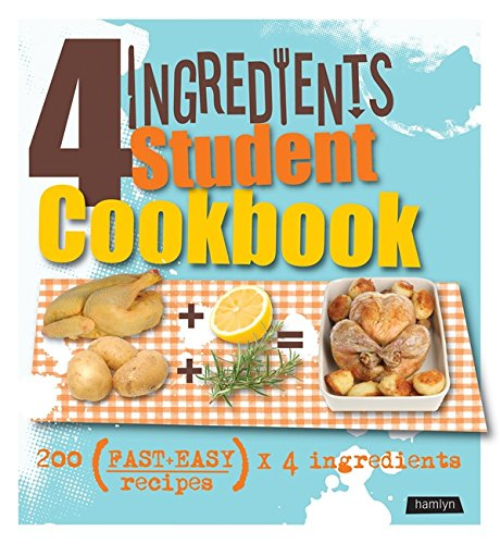 4 Ingredients Student Cookbook by