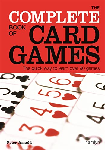 The Complete Book of Card Games By Hamlyn