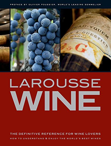 Larousse Wine By David Cobbold