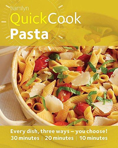 Hamlyn QuickCook: Pasta By Emma Lewis