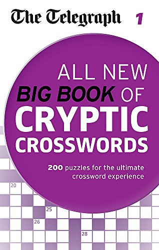 The Telegraph: All New Big Book of Cryptic Crosswords: 1 by The Telegraph