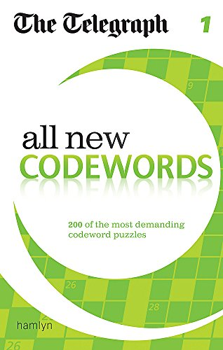 Telegraph: All New Codewords 1: 1 by The Telegraph