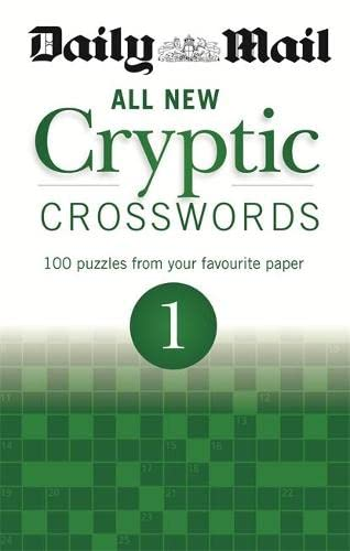 Daily Mail: All New Cryptic Crosswords 1 By Daily Mail
