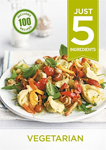 Just 5: Vegetarian By Hamlyn