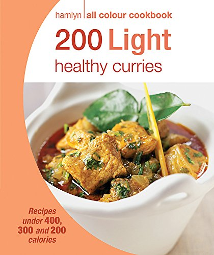 Hamlyn All Colour Cookery: 200 Light Healthy Curries By Angela Dowden