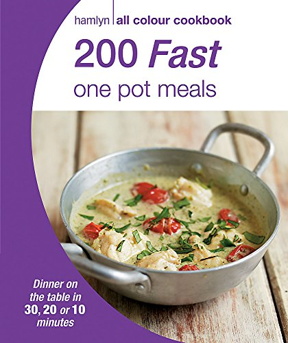 Hamlyn All Colour Cookery: 200 Fast One Pot Meals By Ed: Polly Poulter