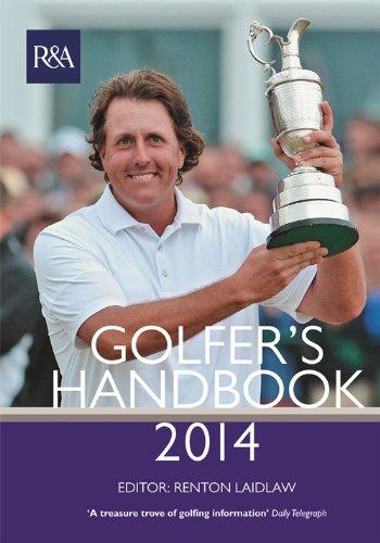 R&A Golfer's Handbook 2014 By R&A