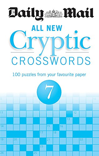 Daily Mail All New Cryptic Crosswords 7 By Daily Mail