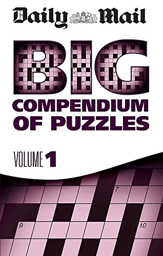 Daily Mail Big Puzzle Collection By Daily Mail