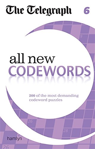 The Telegraph: All New Codewords 6 By Telegraph Media Group